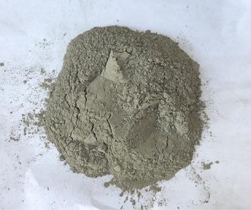 三招识假混凝土粉煤灰