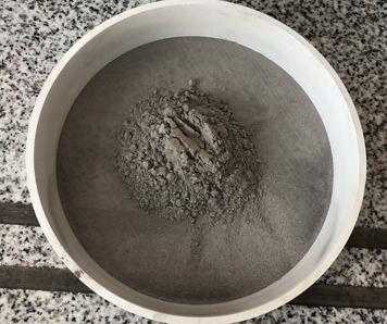 混凝土粉煤灰