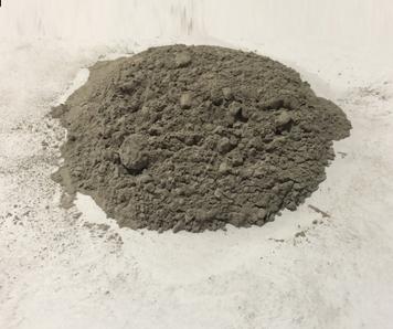 多孔粉煤灰